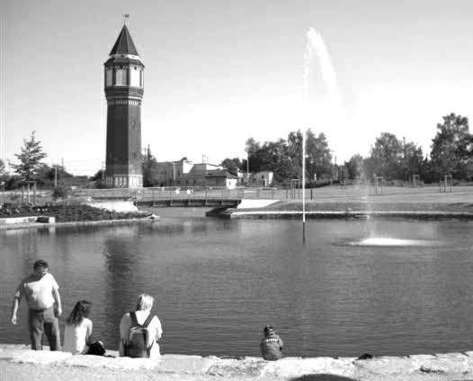 Ein Erfolg für Lehrte: Der neue Stadtpark ist ein wahres Schmuckstück geworden.