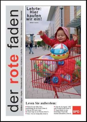 der rote faden - 2. Ausgabe