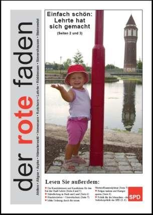der rote faden - 3. Ausgabe