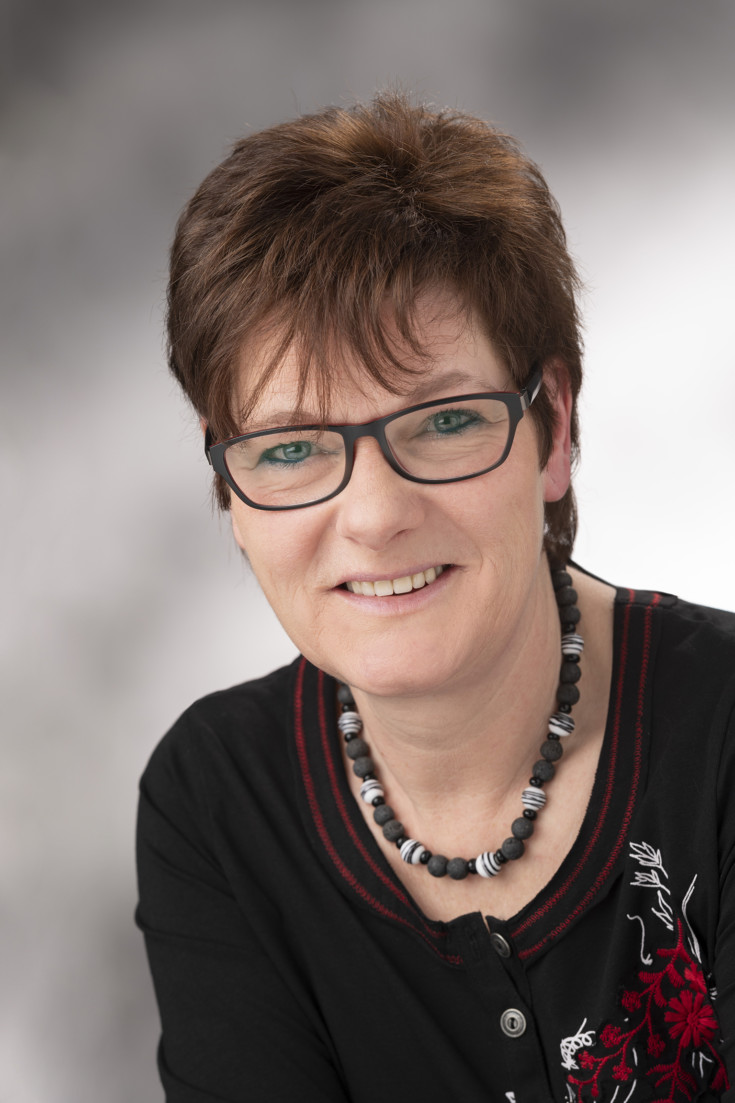 Portrait von Norma Wildhagen