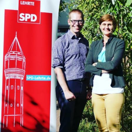 SPD Fraktion 2019 Vorstand