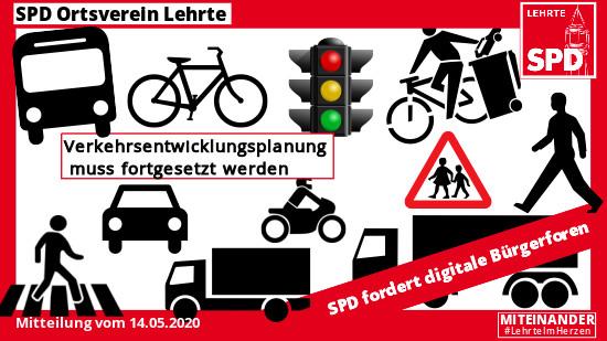 Verkehrsentwicklungsplan Lehrte