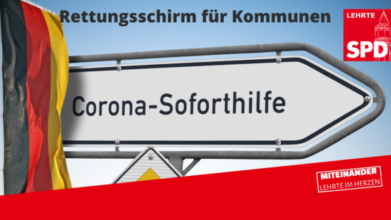 Corona Resolution Stadt Lehrte