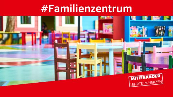 Familienzentrum website