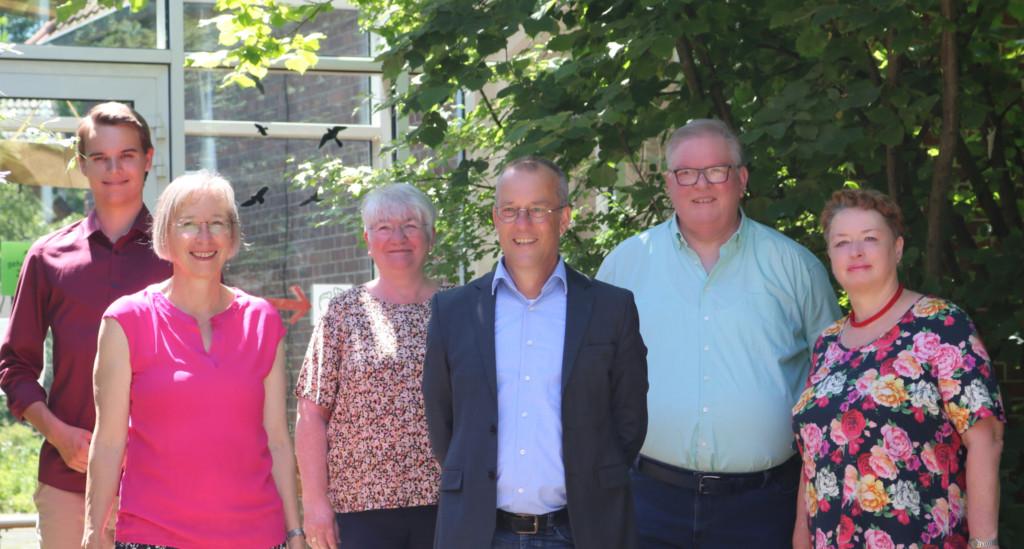 Das Team der SPD Steinwedel