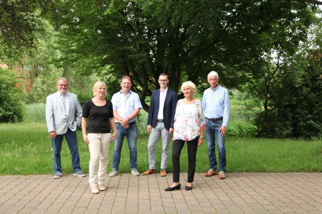 Das Team der SPD Arpke
