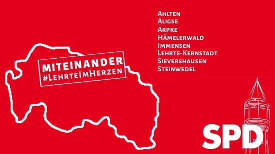 Grafik Übersicht SPD Lehrte